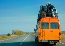 Viagem de carro para o Thermas