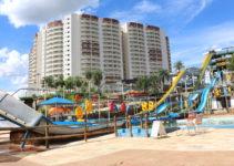 Hotel Dentro do Therma de Olimpia