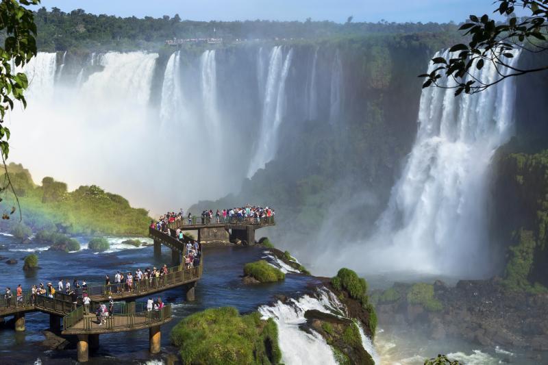 Viagens baratas pelo Brasil Foz do Iguaçu