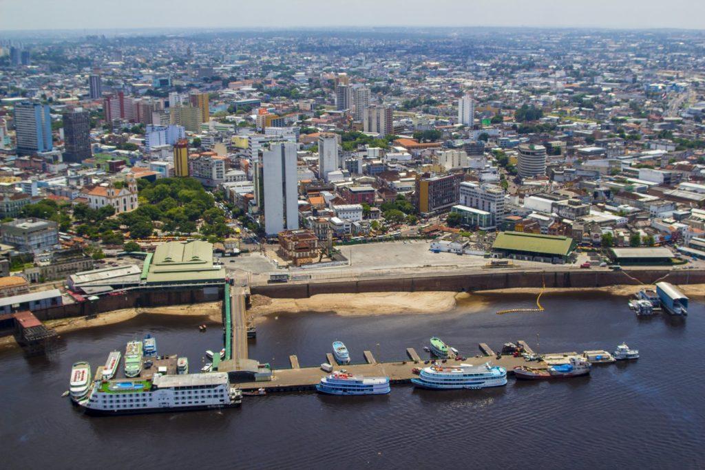 Viagens baratas pelo Brasil Manaus