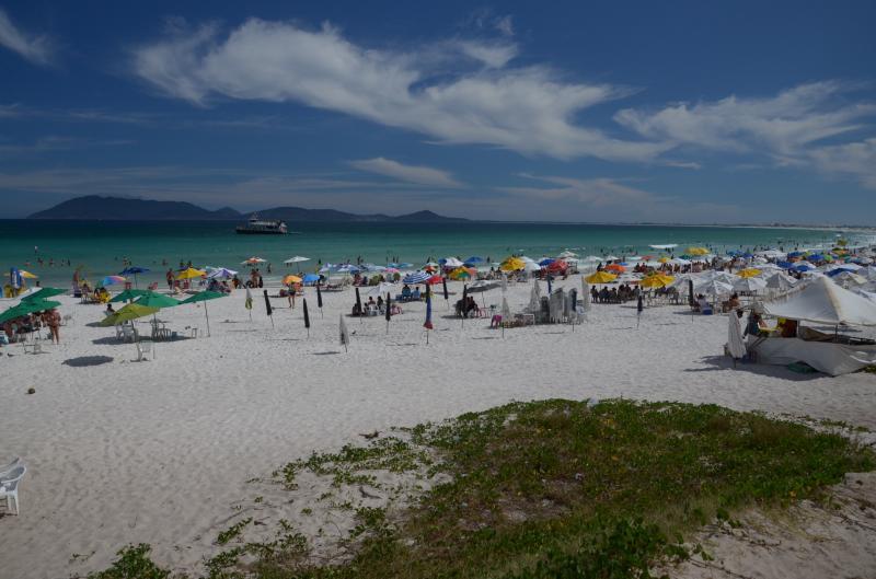Viagens baratas pelo Brasil Cabo Frio RJ
