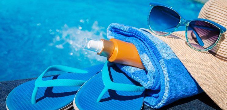 6 itens que deve levar ao parque aquático