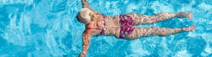 Quais os benefícios das águas termais para a terceira idade?
