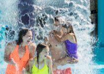 Quais os cuidados você deve ter com as crianças no parque aquático