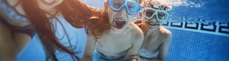 Fotos embaixo d'agua: 5 ideias para você se inspirar