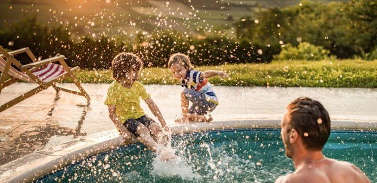 6 dicas de segurança para curtir uma piscina sem preocupações
