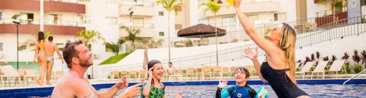 Resort, a melhor opção para sua Família