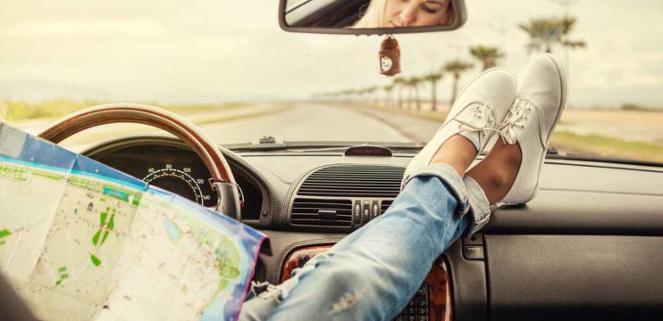 Vantagens e Perigos do GPS durante sua viagem