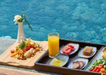 Qual tipo de alimentação é ideal quando for ao parque aquático?