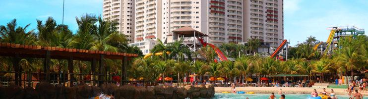 Passar o réveillon em um resort pode ser uma ótima opção