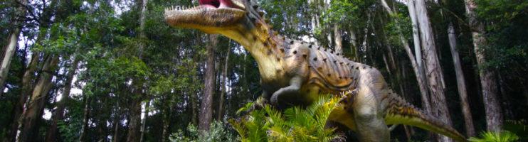 Dinossauros um pouco sobre a história deles