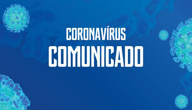 Suspensão dos Parques – Coronavírus
